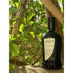 Olio NOVELLO ExtraVergine di Oliva Biologico Certificato Varietà Nocellara della Valle del Belice bott.da 0,50 ml