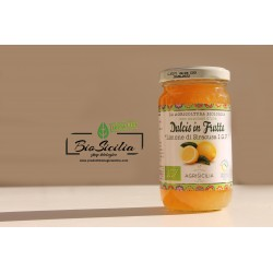 Marmellata di Limoni di Siracusa Senza Zucchero BIO gr.240