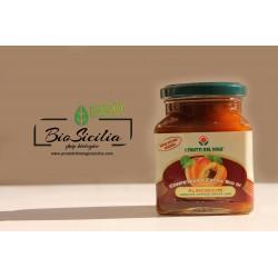 Confettura Extra di Albicocche di Sicilia BIO gr.360