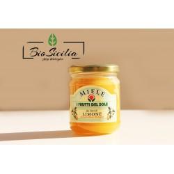 Miele di Limone Biologico da gr. 500
