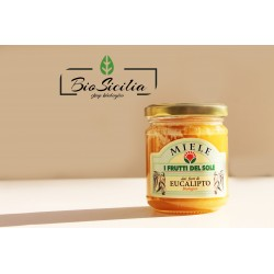 Miele di Eucalipto Biologico 500 g