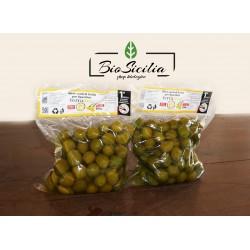 Olive Biologiche Nocellara del Belice DOP
