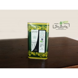 Olio ExtraVergine di oliva Cracchiolo biologico certificato latta da L.3