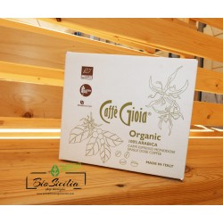 Caffè Arabica BIO in confezione da 50 cialde